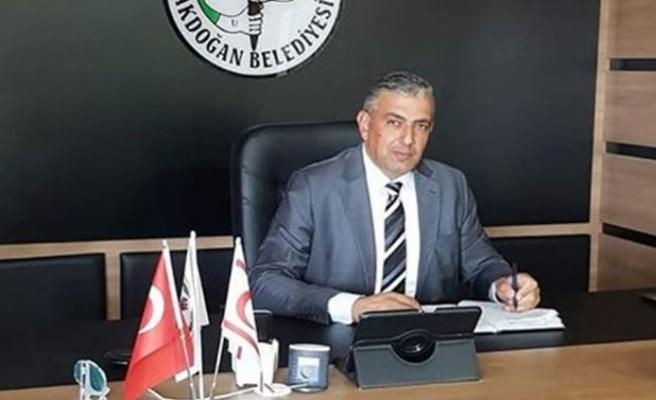 Akdoğan Belediye Başkanı Ahmet Latif açıklama yaptı