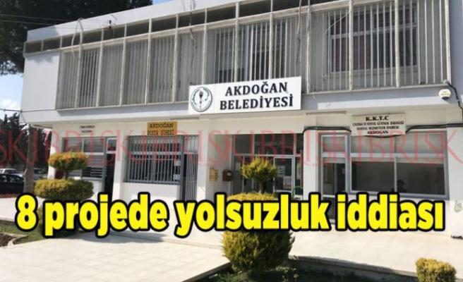 Akdoğan Belediyesi'ne yolsuzluk soruşturması