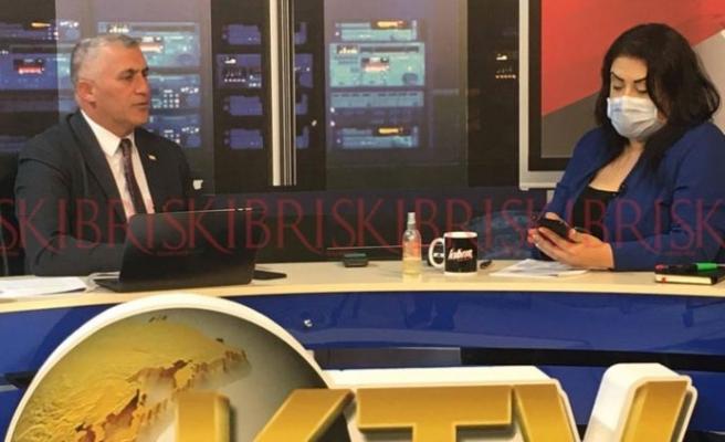 Amcaoğlu KTV'de Nihan Yücel'in konuğu oldu