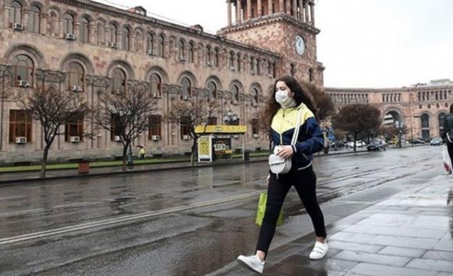 Ermenistan'da Kovid-19 nedeniyle olağanüstü hal ilan edildi