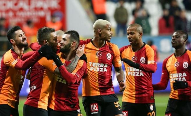 Galatasaray'da korkulan olmadı