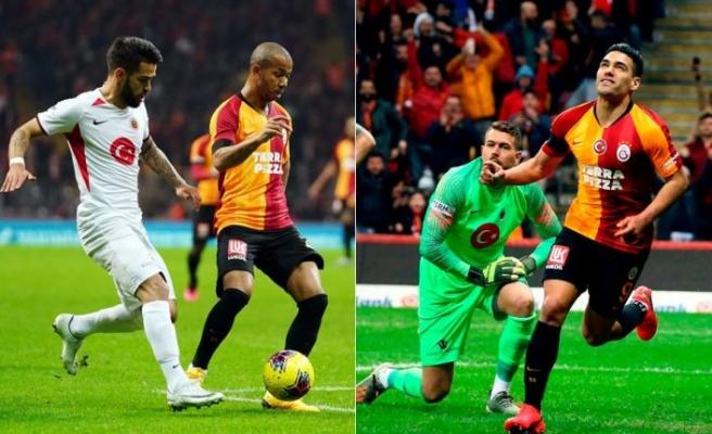 Galatasaray seriye devam etti: 3-0