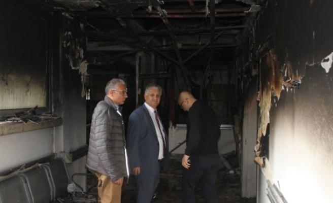 """""""Hastanenin sigortası 1 Şubat'ta yenilendi"""""""