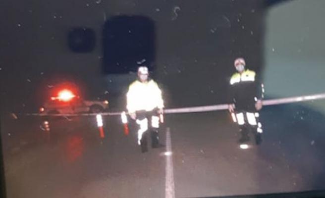 Yenirenköy, Sipahi ve Dipkarpaz köylerine giriş çıkışlar polis kontrolünde