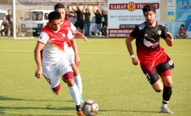 Maraş'ın Esentepe çıkartması: 2-0