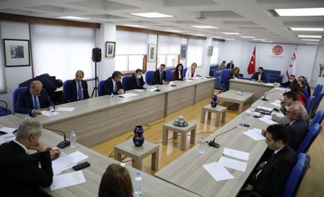 Seçimin ertelenmesi, Hukuk, Siyasi İşler ve Dışilişkiler Komitesi'nde görüşülüyor