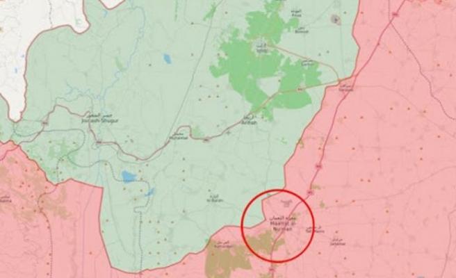 Son dakika: TSK Suriye uçağını vurdu