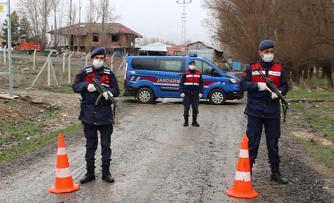 Türkiye'de 18 ildeki 39 yerleşim yerinde karantina uygulandı