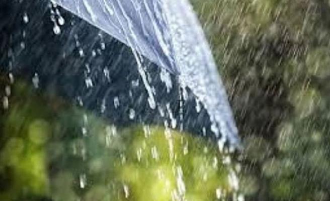 Yarın ve perşembe sağanak yağmur bekleniyor