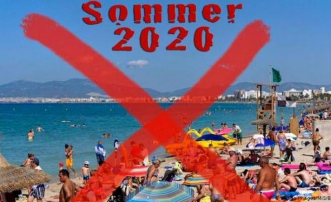Almanlar 15 Haziran'a kadar seyahat edemeyecek