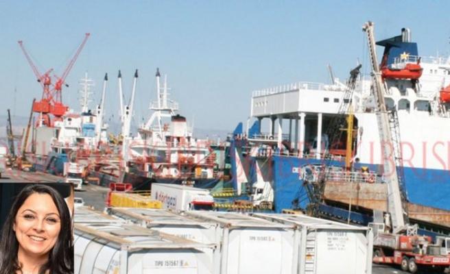 Bir zamanlar  Mağusa Limanı