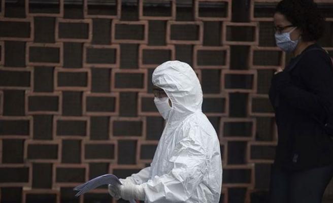 Brezilya'da Kovid-19'dan ölenler 16 bin 118'e yükseldi
