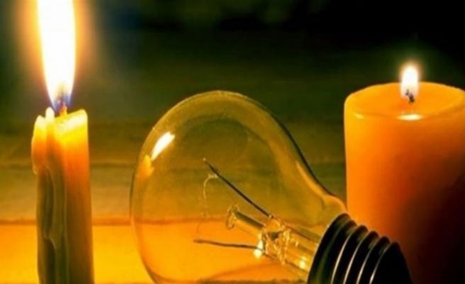 Doğanköy AFN sitesine yarın elektrik verilemeyecek