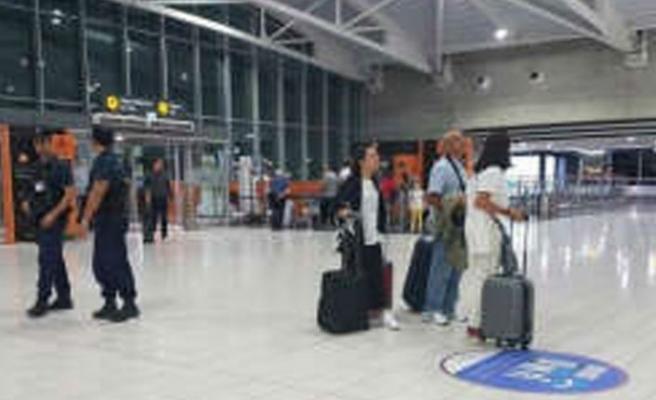 Güney'de uçuş yasağı 28 mayıs'a kadar uzatıldı