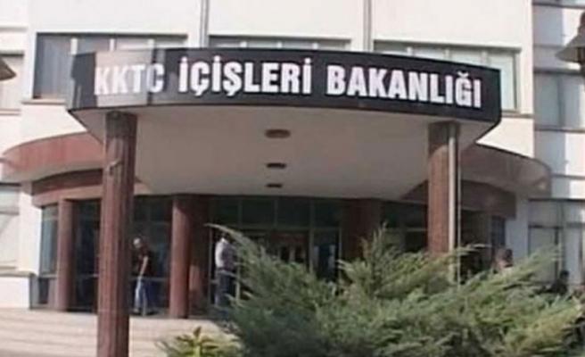 İçişleri Bakanlığı: KIB-TEK'e 2 milyon TL borç iddiası gerçek değil
