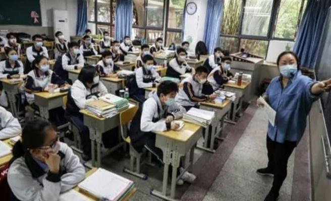 Koronanın ortaya çıktığı Wuhan'da okullar açıldı