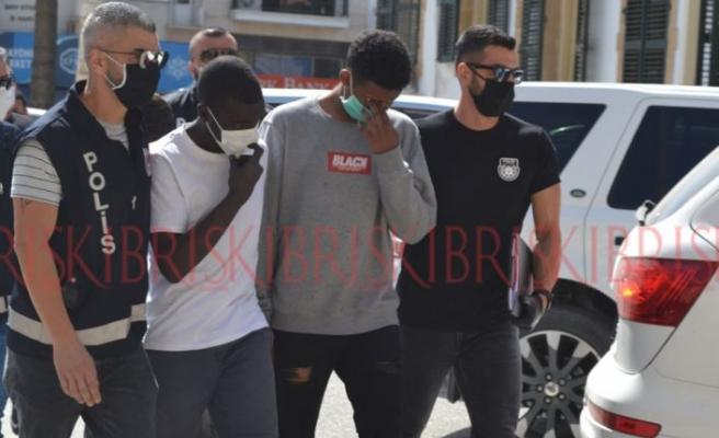 Mohammad tutuksuz, Amar tutuklu yargılanacak