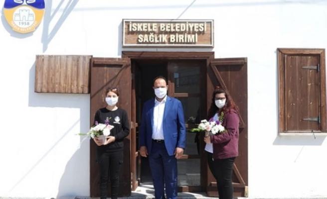 Sadıkoğlu: Hemşirelerimize ve tüm sağlık çalışanlarına minnettarız