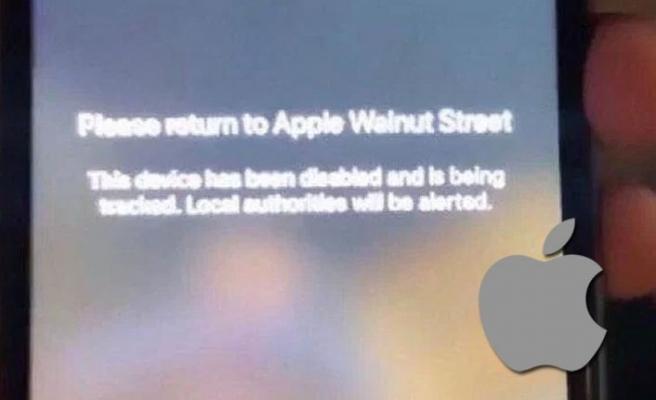 Apple'dan yağmacılara sürpriz mesaj