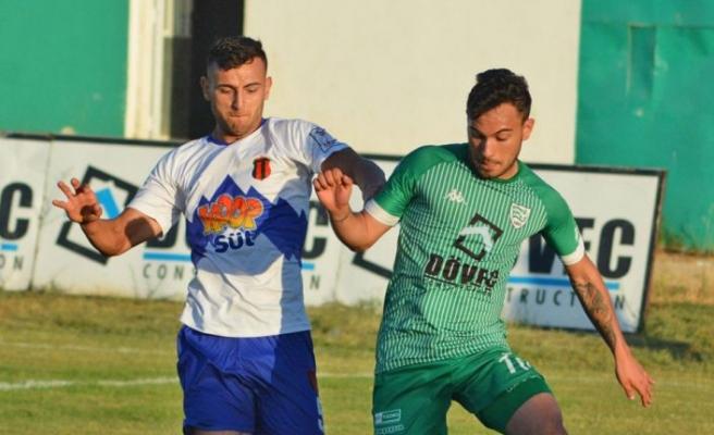 Çanakkale'yi Ali sırtladı: 2-0