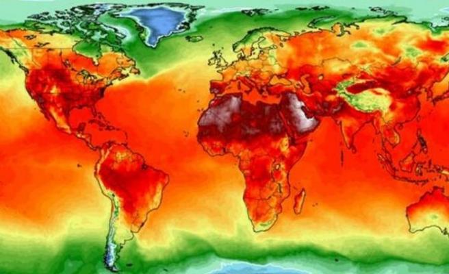 Dünya'nın aşırı ısınması bilim insanlarını korkutuyor!