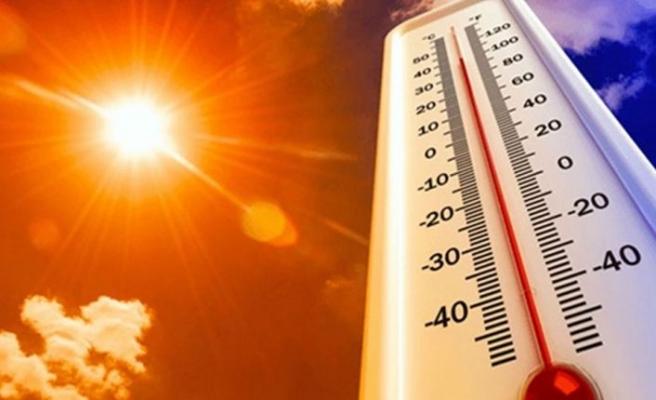 Hava sıcaklığı 40 dereceye kadar çıkacak