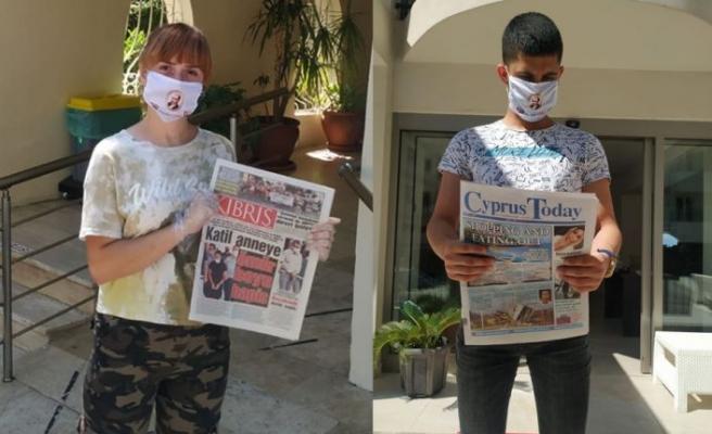 Kıbrıs Medya Grubu olarak her zaman yanınızdayız