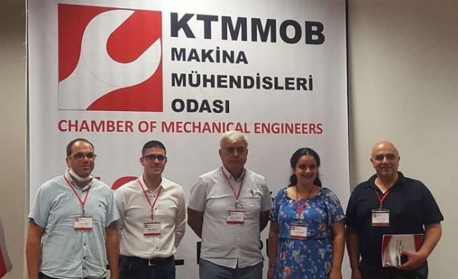Makine Mühendisleri Odası başkanlığına Ayer Yarkıner seçildi