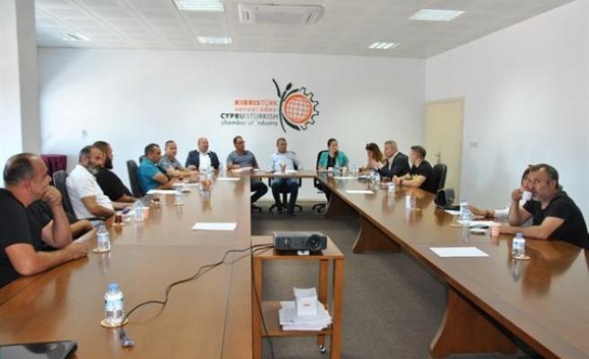 Süt Ürünleri İmalatçıları Birliği Başkanlığına yeniden Mustafa Başlar seçildi