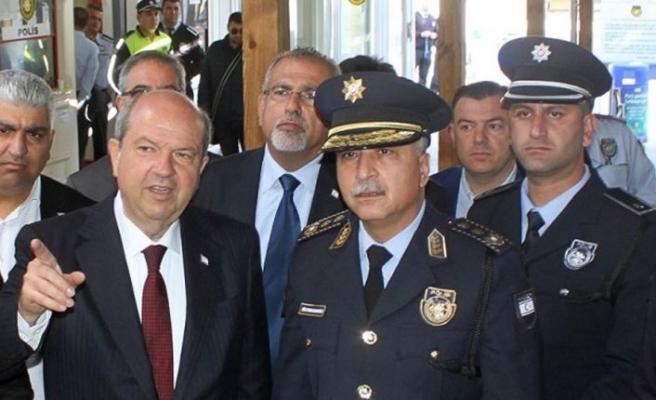 Tatar: Polisimizle hep gurur duyduk