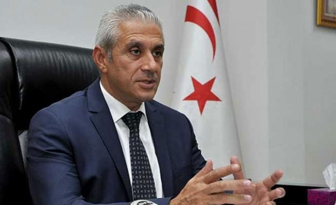 Taçoy: Bu seçim Kıbrıs Türk halkının haklarının korunması gerektiği bir seçimdir