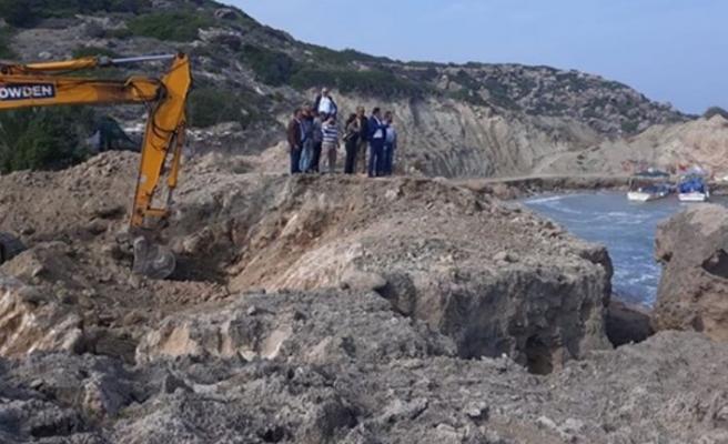 Kayalar Balıkçı Barınağı'nın açılışı Pazartesi Başbakan Tatar tarafından yapılacak