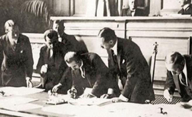 Lozan Anlaşması ve Kıbrıs Vakıfları