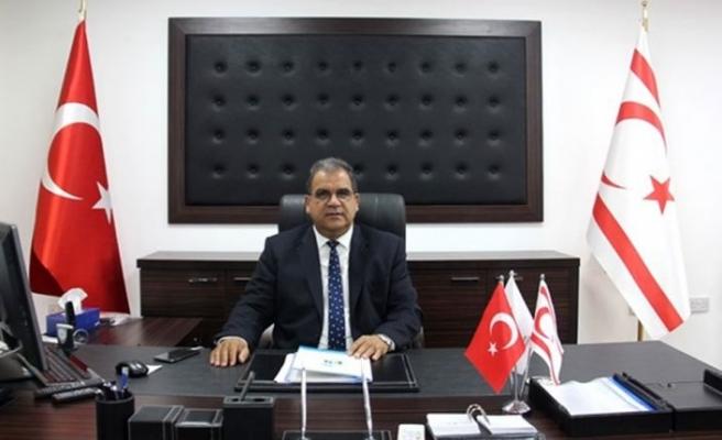 Sucuoğlu, Basın Günü dolayısıyla mesaj yayımladı