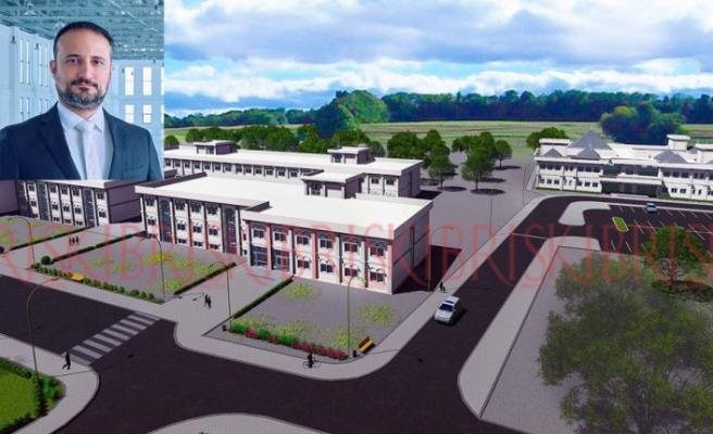 Yakın Doğu Okullar Grubu,  Yeniboğaziçi'nde eğitime başlıyor