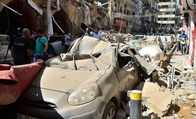 AB, Lübnan'a yardım gönderiyor