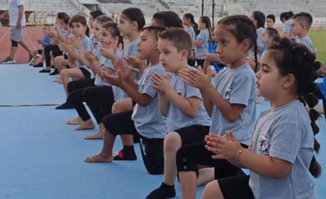 Cimnastikte monitör test iptal edildi