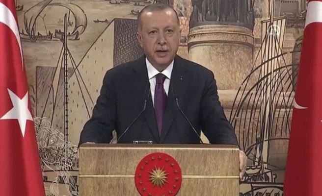 """""""Hedefimiz 2023 yılında Karadeniz gazını milletimizin kullanıma sunmak"""""""