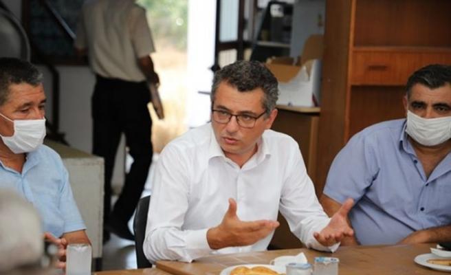 Erhürman: Kıbrıslı Türkler olarak adanın tamamında hakkımız var