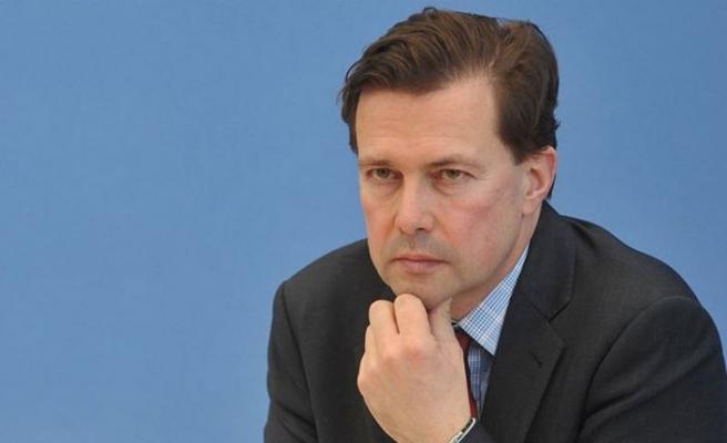 Seibert: Doğu Akdeniz'de istikrara ihtiyacımız var