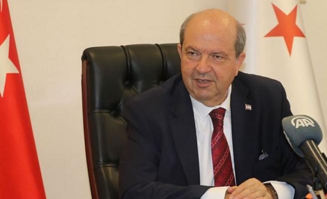 Tatar: Türkiye Cumhuriyeti'nin doğal gaz keşfetmesini büyük bir memnuniyetle öğrenmiş bulunuyoruz