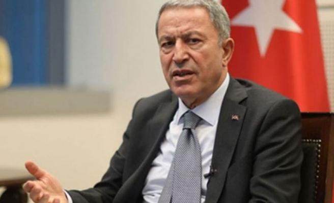Akar'dan Doğu Akdeniz açıklaması: Geldikleri gibi giderler
