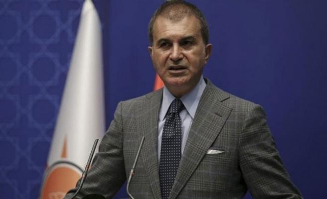 Çelik: Yunanistan boyunu aşan işlere kalkışıyor