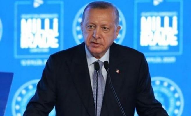 Erdoğan'dan Macron'a: Şahsımla daha çok sıkıntın olacak