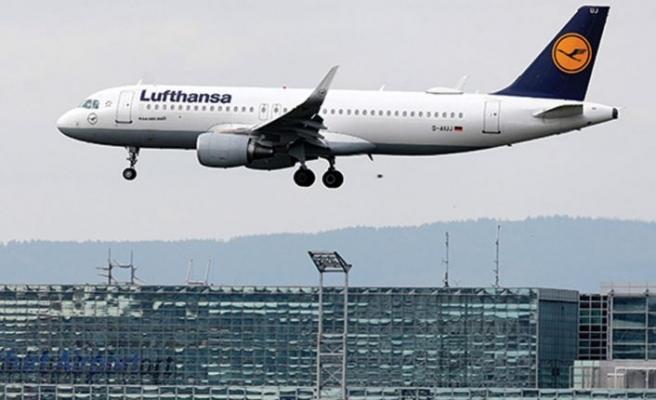 Lufthansa'da çöküş devam ediyor
