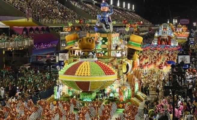 Rio Karnavalı geçit töreni 2021'de yapılamayacak
