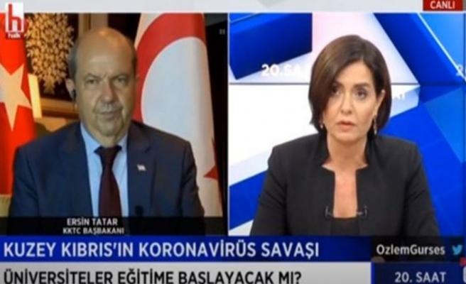 Tatar: Gerçekçi olmak, Kıbrıs'ın gerçeklerine göre hareket etmek lazım