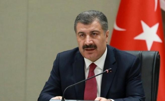 Türkiye'de son 24 saatte 1512 kişiye koronavirüs tanısı konuldu