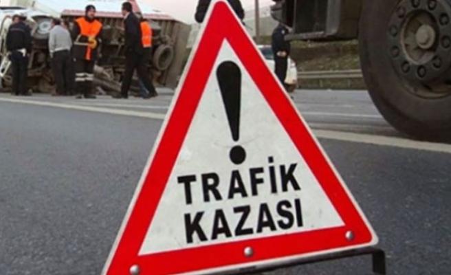 1 haftada 53 trafik kazası meydana geldi