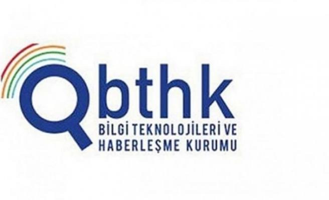 BTHK internet haber sitelerini uyardı